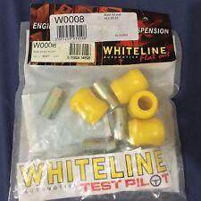Whiteline Subaru Impreza WRX STI servicio de Enlace Gota Trasero Bush Kit W0008 KLC26