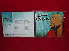 ALL THAT URBAN: DISC 1 (CD, 15 TRACKS, 2004)