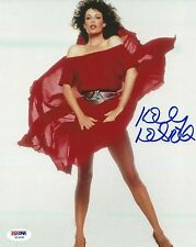 Kelly LeBrock Signed The Woman in Red 8x10 Photo PSA/DNA COA Picture Autograph