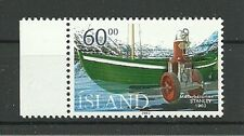 ISLAND/ Motorboote MiNr 1002 **