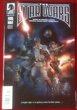 DARK HORSE George Lucas Draft THE STAR WARS #1 Newsstand / Bookstore version