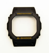 G-Shock DW-5600EG DW5600EG  watch band bezel black case cover Casio Bezel
