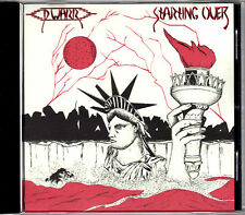 DWARR starting over CD 2011 RE orig1985 as LP barcode with drill hole Duane Warr