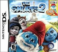 The Smurfs 2 (Nintendo DS, 2013) Game Only FREE SHIPPING
