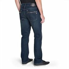 NWT $88 Rock & Republic AMPLIFY Straight Leg Jeans Mens 32x34 - Comfort Denim!