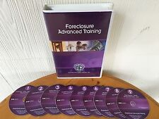 Russ Whitney Foreclosure Advanced Training Real Estate Course - 9 DVD PACKAGE!