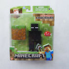 "Brand New Minecraft Overworld 4"" Enderman Figure By Jazwares"
