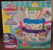 NEW Play Doh Hasbro Play Sweet Shoppe Cake Mountain RECALLED Toy Kit Extractor