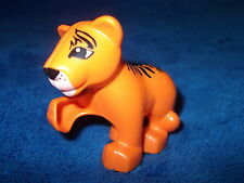 LEGO DUPLO VILLE TIGER 1 X  TIGER BABY KIND NEUES MODELL