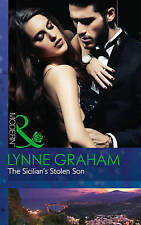 The Sicilian's Stolen Son by Lynne Graham (Paperback, 2016)