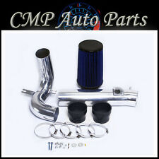 BLACK BLUE 2004-2011 MAZDA RX8 RX-8 COLD AIR INTAKE KIT INDUCTION SYSTEMS
