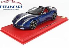 BBR Ferrari F60 America 1/18 P18125V - Deluxe with Display Case - Lmtd 250 pcs