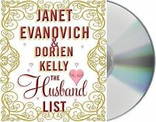 NEW The Husband List by Dorien Kelly and Janet Evanovich (2013, CD, Unabridged)