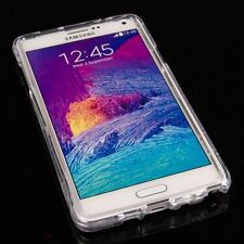 For Samsung Galaxy Note 5 Shockproof Rugged Hybrid Rubber Soft Cell Phone Case