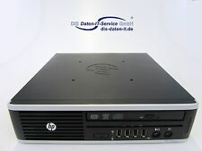 HP 8300 Elite USDT Intel i5-3470S 2,90GHz, 8GB RAM, 320GB HDD, DVD-RW