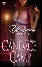 An Unexpected Pleasure by Candace Camp Paperback Novel