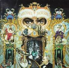 Michael Jackson - Dangerous  (CD, Nov-1991, Mjackson/nation)