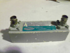 American Electronic Laboratories Low Pass Filter Model FBF=195