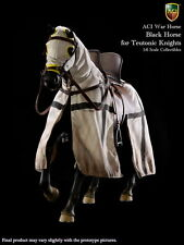 DID ACI Toys 1/6 scale Black War Horse For Teutonic Knights ACIH03A