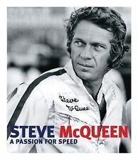 Steve Mcqueen: A Passion for Speed by Frederic Brun (2011, Hardcover)