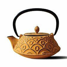 Old Dutch International 1013TG Tetsubin Kyoto Cast Iron 26-oz Teapot
