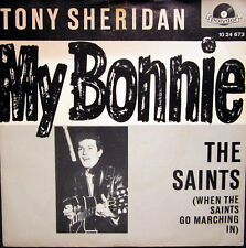 Single / TONY SHERIDAN / MY BONNIE / NH  10 24 673 / RARITÄT /