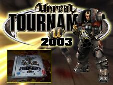 Unreal tournament 2003 version allemande des shooter pc