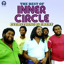 INNER CIRCLE - EVERYTHING IS GREAT: THE BEST OF CD ALBUM (February 24th, 2014)