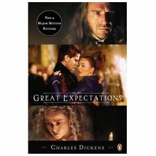 Great Expectations by Charles Dickens (2013, Paperback, Movie Tie-In)