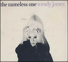 WENDY JAMES Nameless One w/ 2 UNRELEASE TRX CD Single Transvision Vamp SEALED