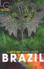 Let's Go Brazil 1st Edition-ExLibrary