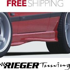 Rieger ABS Fits Bmw Typ E36 Compact Side Skirts 49026