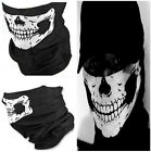 Counter Strike Cosplay Ghost Skull Black Face Mask Biker Balaclava COD Style CIT