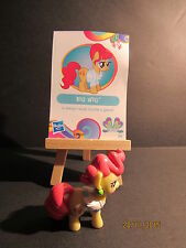 2014 My Little Pony Blind Bag Figure and Card #06 Big Wig