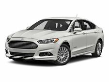 Ford: Fusion S Hybrid FWD