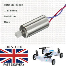 SYMA X9 Motor red-blue wire - Spare Parts for Quadcopter Drone Flying Car UK