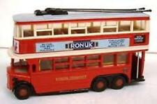 MATCHBOX MODELS of YESTERYEAR Y-10 AEC TROLLEYBUS model Diddler 1931 1:76th