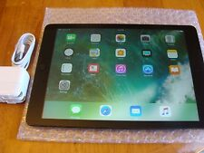 Apple iPad Air 1st Gen 16GB, Wi-Fi + Cellular Space Gray - 6 MONTHS WARRANTY