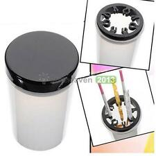 Beauty Brushes Cleansing Nail Art Tips Line Pens Holder Cup Brush Cleaner Bottle