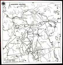 Middleborough, MA, Mass Purchases of Land in the 1600s (includes Lakeville)