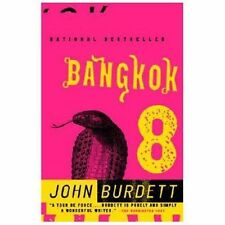 Bangkok 8 Eight - John Burdett (Paperback) Royal Thai Detective Series