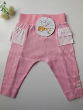 'GUESS HOW MUCH I LOVE YOU' Baby Girl Leggings Size 0 Fits 6-12 mths NEW