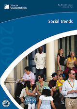 Social Trends (39th Edition), The Office for National Statistics, New Book