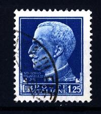 "ITALIA - Regno - 1929 - Serie ""Imperiale"" - Effigie di Vitt. Emanuele III 1,25 L"