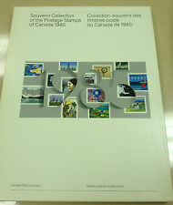 1985 complete year set Collection of the mint Postage Stamps of Canada Canadian