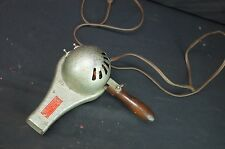 Antique Vintage Superior Electric Products Hair Dryer Model 822 Hot or Cold Deco