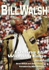 Finding the Winning Edge by Bill Walsh,Brian Billick,and James Peterson LIKE NEW