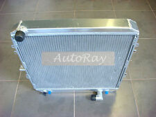 Full Aluminum Radiator for Toyota Hilux 2.4 2.0 LN130 Surf Auto Manual 2 Rows