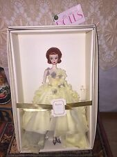 "NIB """"Gala Gown"" Gold Label Edition Silkstone Fashion Model Collection Barbie"
