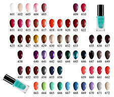 INGLOT - O2M NAIL ENAMEL- Breathable Varnish Polish Water Air Halal!